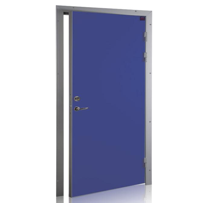 Wet room door ID